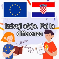 Izdvoji s(v)e. Fai la differenza