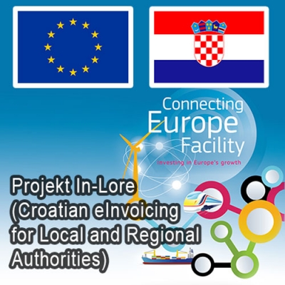 Projekt In-Lore (Croatian eInvoicing for Local and Regional Authorities)